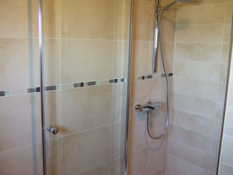 Moderne Dusche <> Modern shower