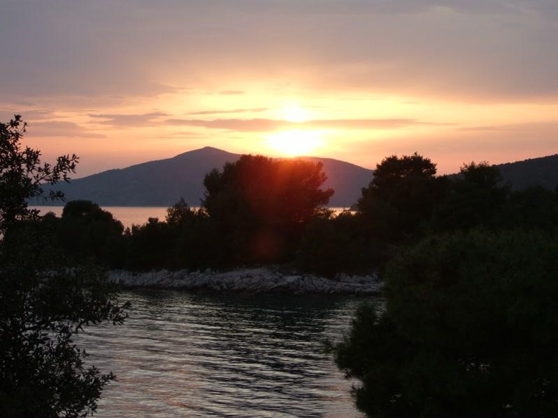 Blick von der Konoba Duga <> View from Konoba Duga