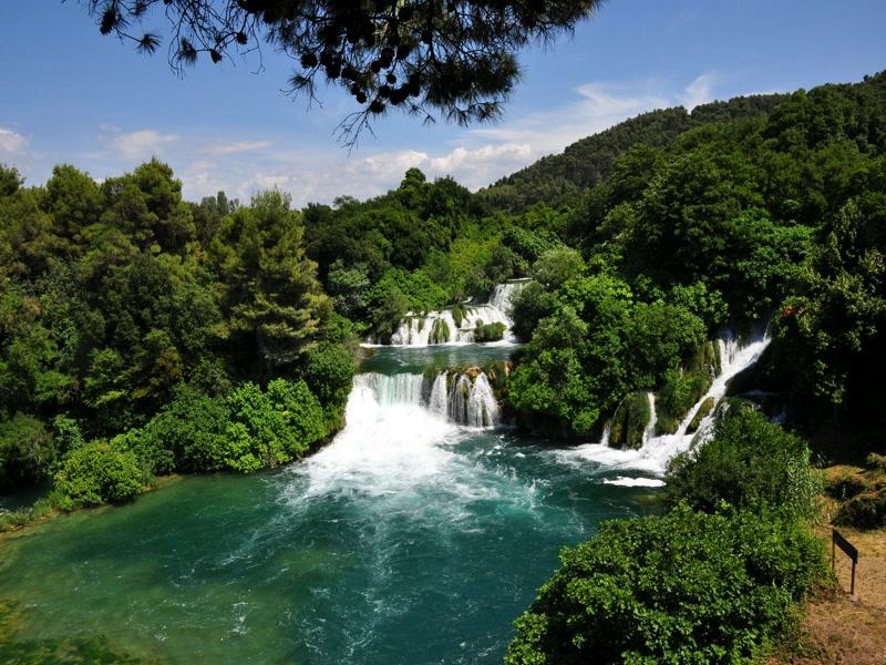 Naturpark Krka <> Natural preserve Krka