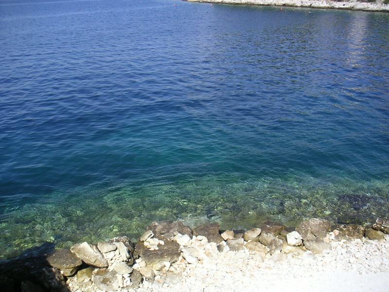 Kristallklares Wasser <> Crystal Adriatic Sea