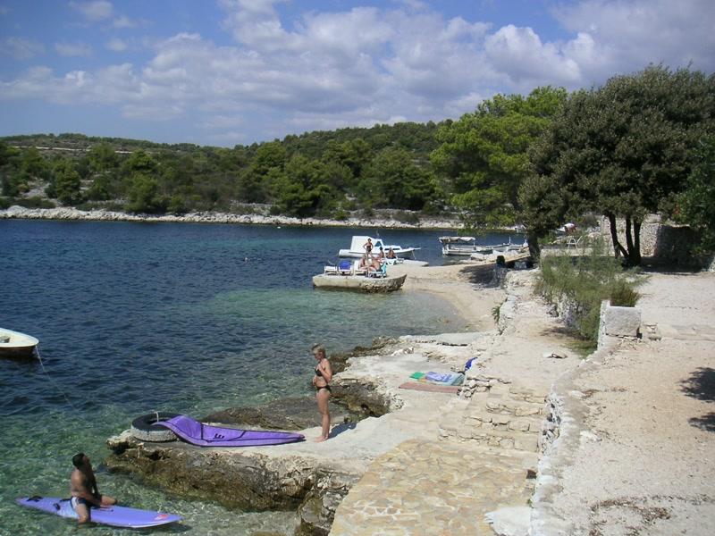 Strand Bucht Duga <> Coast Duga